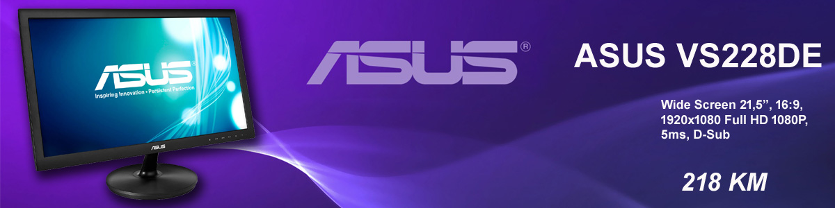 ASUS VS228DE