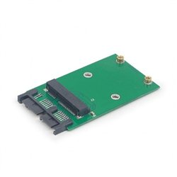 "Adapter Mini SATA 3.0 to Micro SATA 1.8"" SSD, GEMBIRD, EE18-MS3PCB-01"