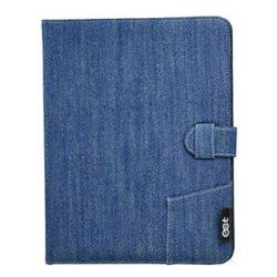 "ECAT torba za tablet 10"" Jeans style case ECJSIP001 blue"