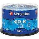 CD-R,VERBATIM, 700 MB,52X,spindle 10 kom EXTRA PRO.