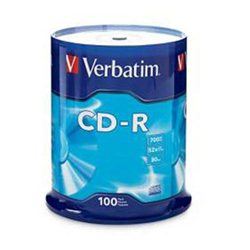 CD-R,VERBATIM, 700 MB,52X,spindle 100 kom EXTRA PRO
