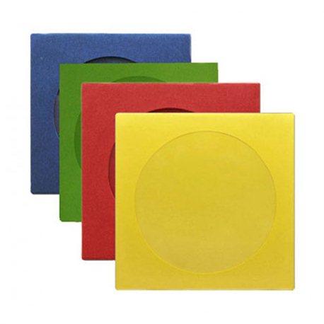 Omot za CD/DVD papirni KOLOR 100 kom WB
