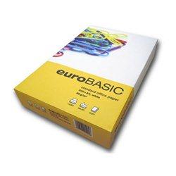 PAPIR EUROBASIC A4, WHITE, 80 gr 1/500
