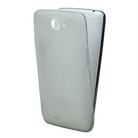 MEDIACOM S500SC silikonska bijela navlaka za smartphone S500