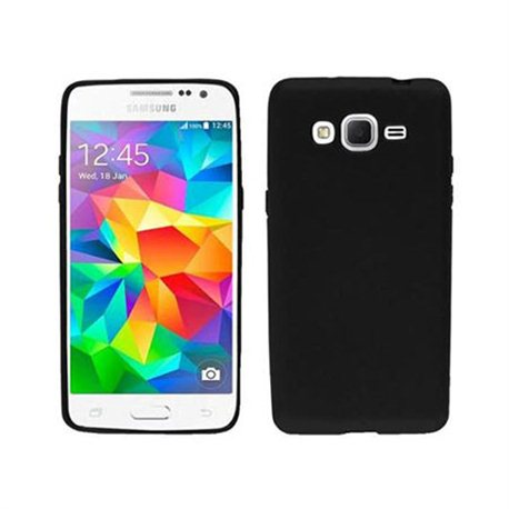 Silikonska futrola TPU GALAXY CORE PRIME BLACK Samsung G360