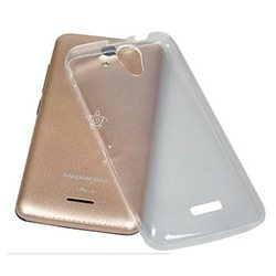 MEDIACOM M-G410SC silikonska providna zaštitna navlaka za smartphone G410