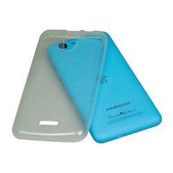 MEDIACOM M-G415SC silikonska providna zaštitna navlaka za smartphone G415
