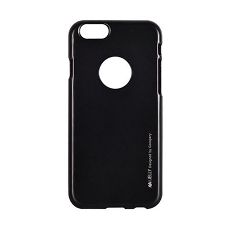 Zaštitna futrola Mercury i-Jelly metal case iPhone 6/6S black
