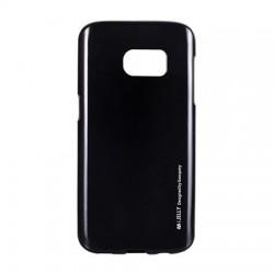 Zaštitna futrola Mercury i-Jelly metal case Samsung G930 S7 black