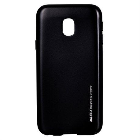 Zaštitna futrola Mercury i-Jelly metal case Samsung J330 J3 2017 black