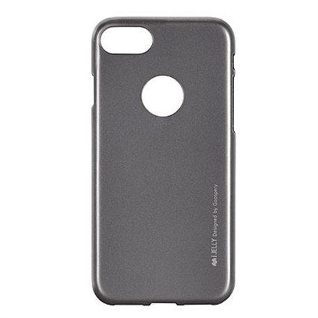 Zaštitna futrola Mercury i-Jelly metal case iPhone 7/8 gray