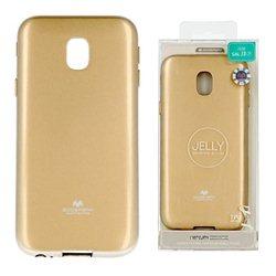 Zaštitna futrola Mercury Jelly Case J330 GALAXY J3 (2017) GOLD