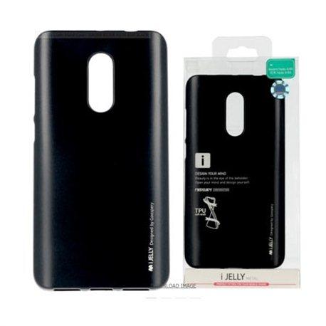 Zaštitna futrola Mercury Jelly Case XIAOMI REDMI NOTE 5A BLACK