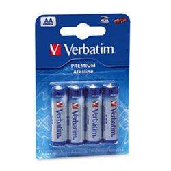 Baterija VERBATIM,1,5V AA 4/1,ALKALNA 049921,LR-6