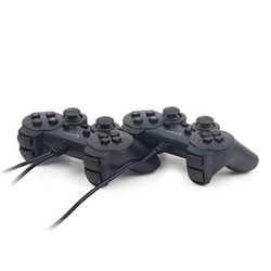 Game Pad GEMBIRD JPD-UDV2-01 Double, vibration, analog, za PC, USB