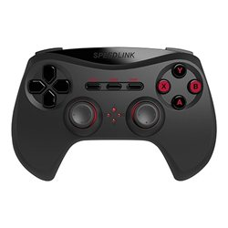 Game Pad SPEEDLINK STRIKE NX Wireless for PC, black, SL-650100-BK-01