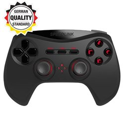 Game Pad SPEEDLINK STRIKE NX Wireless za PS3, black, SL-440401-BK-01