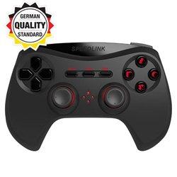 Game Pad SPEEDLINK STRIKE NX Wireless za PS3, black, SL-440401-BK-01