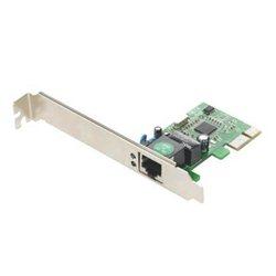 Mrežna kartica, Gigabit PCI-Express Realtek ch, GEMBIRD NIC-GX1