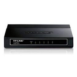 SWITCH 5 portni 10/100/1000 TP-Link TL-SG1005D