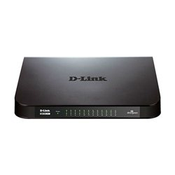 SWITCH 24 portni 10/100/1000 D-LINK, GO-SW-24G/E