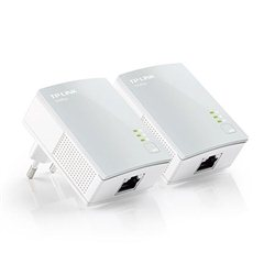 TP-Link TL-PA4010KIT Nano Powerline Adapter Kit 500Mbps