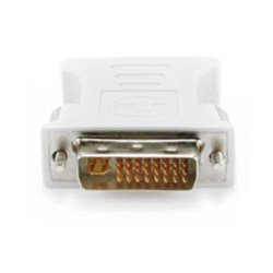 Video adapter DVI-A-24pM/VGA-HD15pF, GEMBIRD A-DVI-VGA