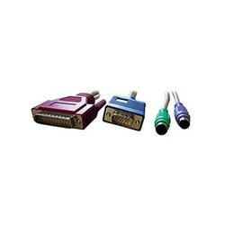 CPU SWITCH kabl,CC-138-6,25M/15M+6M+6M, GEMBIRD