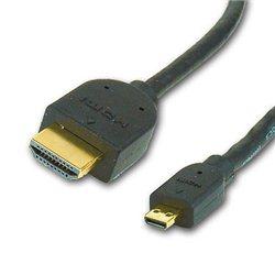 HDMI kabl CC-HDMID-15 HDMI male to Micro-D male 5m , GEMBIRD