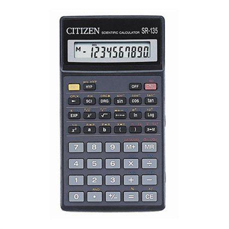 Kalkulator Citizen SR 135T II /135N TRGI.FUNKCIJE,SR135T II
