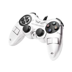 Game Pad ESPERANZA FIGHTER, vibration, PC, USB, white, EGG105W