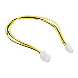 Kabl napojni interni 4pin extension za maticnu plocu, GEMBIRD CC-PSU-7, 4pin male to 4pin female