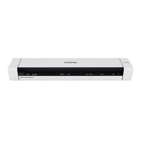 Brother DS-620 skener sa automatskim uvlačenjem papira 600 x 600DPI A4 Crno, belo scanner