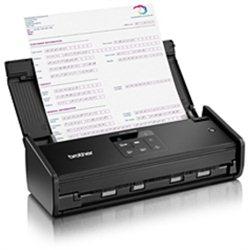 Brother ADS-1100W ADF scanner 600 x 600DPI A4 Crno scanner