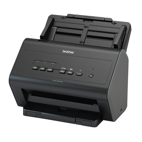 Brother ADS-2400N ADF scanner 600 x 600DPI A4 Crno scanner
