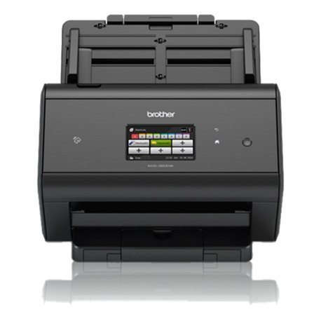 Brother ADS-2800W ADF scanner 600 x 600DPI A4 Crno scanner