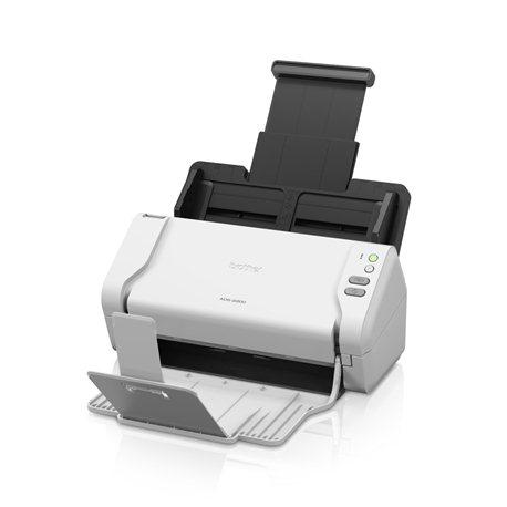 Brother ADS-2200 ADF scanner 600 x 600DPI A4 Crno, Belo scanner