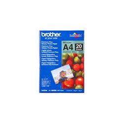 Brother BP71GA4 A4 Plavo, Crveno photo paper