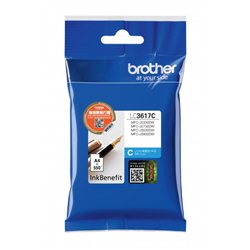 Brother LC-3617C cijan 550pages ink cartridge
