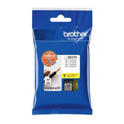 Brother LC-3617Y Žuto 550pages ink cartridge