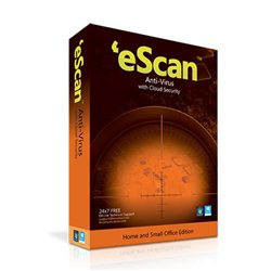 Escan Anti virus Win. cloud sec. 12 mjeseci