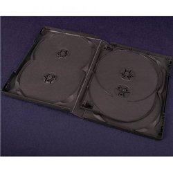 Omot za 6 DVD-a ESPERANZA, CRNI 14mm, 3067