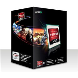 CPU AMD A6-5400K, X2, FM2, 3.6GHz, BOX, DUAL CORE