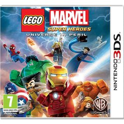Lego Marvel Super Heroes Universe in Peril /3DS