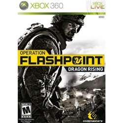 Operation Flashpoint 2: Dragon Rising /X360