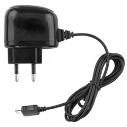 USB punjač sa kablom ESPERANZA, micro USB, Out 5V 1A, EZ118