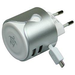 Mediacom Punjač Triple - USB M-ZUSBCH3R