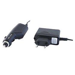 USB strujni punjač + USB punjač za auto GEMBIRD, MP3A-CAR-KIT1