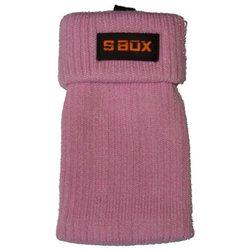 Čarapica za mobilni telefon SBOX MCF-S1 roza 65x100mm