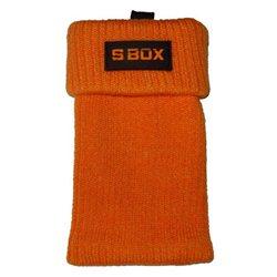 Čarapica za mobilni telefon SBOX MCF-S2 narandžasta 65x100mm